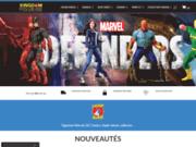 Captain Marvel : un film et des figurines