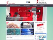 screenshot http://www.kiwisante.com/ remise en forme lille, salle de sport lille