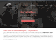 image du site https://www.klarys-coiffure-merignac.fr/