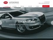 screenshot http://www.kma-automobiles.com garage