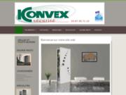 Konvex Sécurité, le spécialiste des équipements anti-infraction