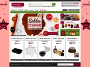screenshot http://www.kookit.com kookit, ustensiles et accessoires de cuisine
