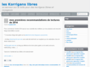 screenshot http://korigans.net les korrigans libres
