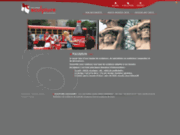 screenshot http://www.ksculpture.fr sculptures urbaines et marketing - k sculpture