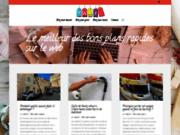screenshot http://www.kwixo.com envoi d'argent entre particuliers  kwixo.com