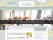 Restaurant Chartres, Eure et Loir, cuisine terre et mer, L'Ecume