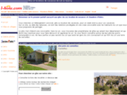 screenshot http://www.l-hote.com annuaire de gites dans le lot en quercy