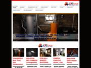 screenshot http://www.l2efrance.fr l2e france énergies renouvelables
