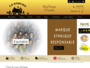 Vêtements ethniques et Pantalon Sarouel - La Bohémia