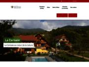 La Cerisaie, gîte en Alsace
