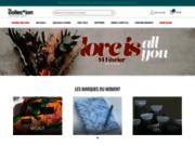 screenshot https://www.la-collection.com concept store La Collection