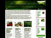 screenshot http://www.la-consoude-au-jardin.fr blog de jardinage et de la consoude au jardin.