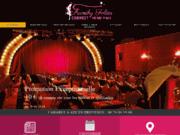screenshot http://www.la-figonette.com la figonette, cabaret restaurant aix en provence
