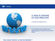 screenshot http://www.la-main-equitable.fr artisanat equitable