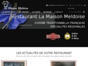 screenshot http://www.la-maison-meldoise.com La Maison Meldoise