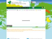 Gite la maison verte et le camping la découverte à Baratier - Embrun - Hautes-Alpes France