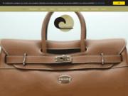 screenshot http://www.la-mascotte-touquet.com/ maroquineries et cadeaux de grande marque : la mascotte à montreuil.