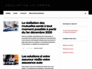 screenshot http://www.la-resiliation-assurance.fr/ la résiliation assurance