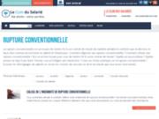 Un site spécialisé sur la rupture conventionnelle