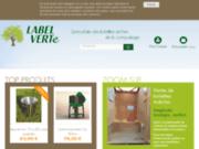 screenshot http://www.labelverte.org/ Toilettes sèches