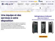 screenshot http://www.laboandco.com matériel de laboratoire et instruments scientifiques