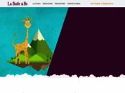screenshot https://www.laboiteare.fr/ création de site internet et le référencement naturel