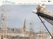 Hôtel restaurant La Bonne Étoile à Saint-Malo