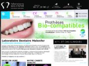 Laboratoire Malenfer, Prothésiste dentaire, Lyon