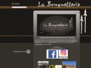 screenshot http://www.labouquetterie.fr/ fleurs et compositions florales au touquet et à cucq
