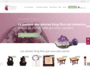 screenshot http://www.laboutiquedufengshui.com feng shui