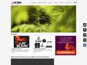 screenshot http://www.lacblanc-bikepark.com/ lac blanc - bike park - vosges