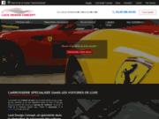 Lack Design Concept : garage carrosserie à Mougins