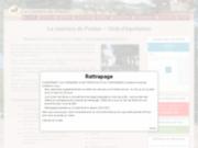 screenshot http://laclairieredufindez.com la clairière du findez