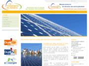 screenshot http://www.lacompagniedusolaire.fr la compagnie du solaire