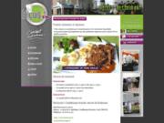 screenshot http://www.lacuisin.fr/ hôtel restaurant la cuis'in - proche de dunkerque
