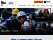 LADOM, l'insertion professionnelle des jeunes ultramarins
