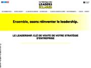 screenshot https://www.lafabriquedle.fr/ leadership
