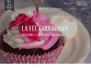 screenshot http://www.lafeegourmande.com/ La Fée Gourmande
