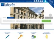 screenshot http://www.laforet-sevres.com laforet immobilier sèvres