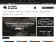La Forge du Viking : boutique en ligne de bijoux viking
