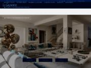 screenshot http://www.lagrandiere-immobilier.fr/ agence immobiliere paris 16 - la grandière