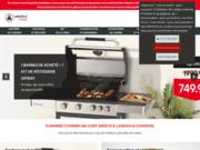 Commerce en ligne d'articles de cuisson de qualité professionnelle