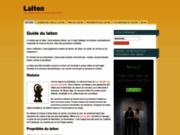 laiton.eu: le site d'infos sur le laiton
