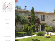 screenshot http://www.lamaisondeleonie.com la maison de leonie