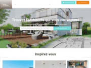 Un réseau d'architectes à votre service avec La Maison Des Architectes