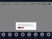 screenshot http://www.lamalou-les-bains.fr site officiel de la mairie de lamalou les bains