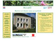 La Marmottine : Chambres d'hôtes Ardennes