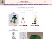Lampes et Luminaires pour la décoration de votre intérieur - Lampe-luminaire.com