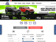 screenshot http://www.landryautomobiles.com Landry chrysler dodge jeep
