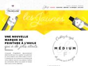 La Peinture Française, fabriquant pour les arts